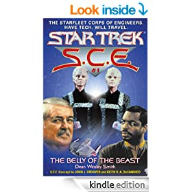 Star Trek: The Belly of the Beast (Star Trek: Starfleet Corps of Engineers)
