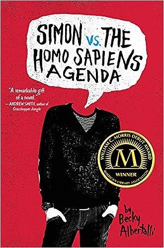 Image result for Simon vs. the homo sapiens agendabook cover
