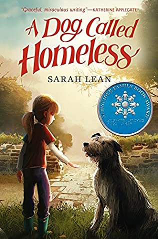 book cover of A Dog Called Homeless
