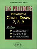 Initiation  Corel Draw 7, 8, 9