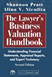 img - for The Lawyer's Business Valuation Handbook book / textbook / text book