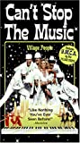 echange, troc Can't Stop the Music [VHS] [Import USA]
