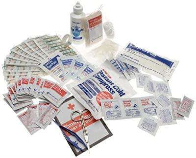 First Aid Only Refill For Bulk 25 Person First Aid Kit, 106-Piece Boxes from First Aid Only