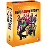 The Big Bang Theory - Complete Season 1-5 [DVD] [2012]by Johnny Galecki