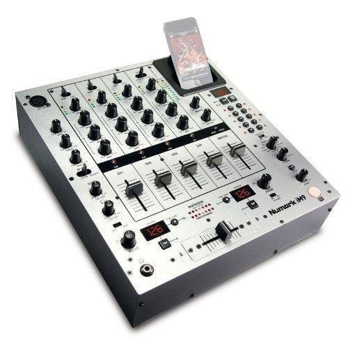 Numark iM9 4-Channel DJ Mixer with Effects (Im9 Dj Mixer compare prices)