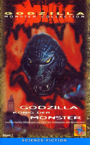 Godzilla - König der Monster [VHS]