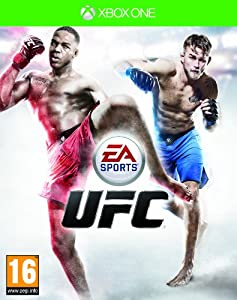 XONE EA SPORTS UFC