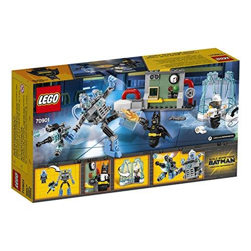 LEGO BATMAN MOVIE Mr. Freeze Ice