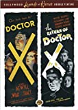 Doctor X (1932) & the Return of Doctor X (1939)