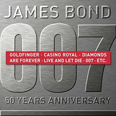 James Bond 50 Years Anniversary