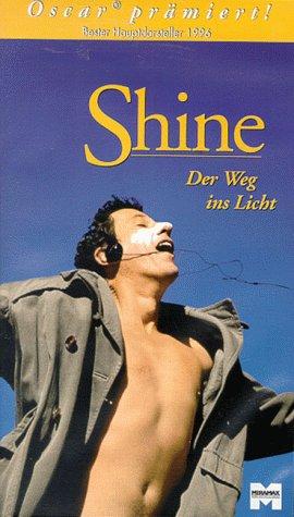 Shine - Der Weg ins Licht [VHS]