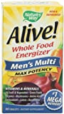 Alive! Men's Max Potency Multivitamin, 90 tablets