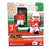 Brandon Weeden NCAA Oklahoma State University Oyo Series 1 Minifigure
