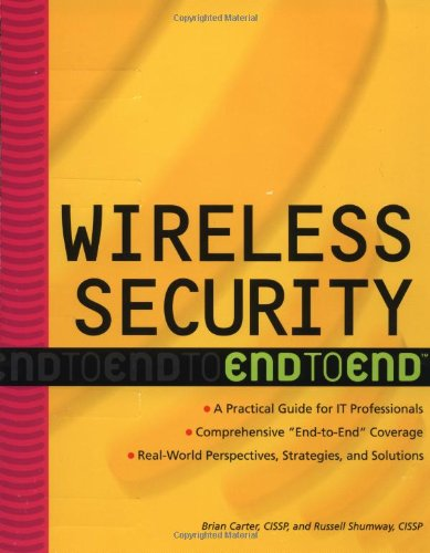 Wireless Security End-To-End
