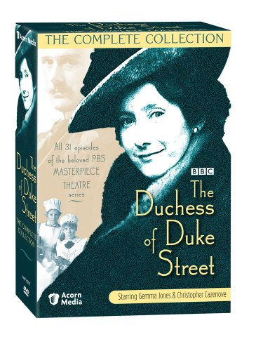 The Duchess of Duke Street - The Complete Collection
