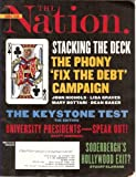 img - for The Nation 2013 March 11/18 - Stacking the Deck. The Phony