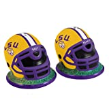 NCAA Louisiana State University Helmet Salt and Pepper Shakers