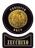 """NV Sacchetto """"Zecchino"""" DOC Brut Prosecco 750 mL Wine"""