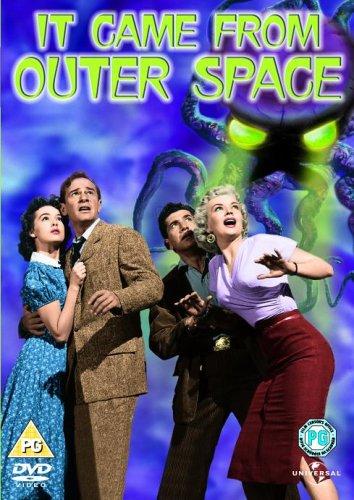 Пришелец из космоса / It Came from Outer Space (Джек Арнольд / Jack Arnold) [1953, США, Фантастика, ужасы, DVD9 (Custom)] MVO Sub eng + original eng