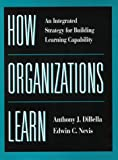 DiBella How Organizations Learn: An Integrated Strategy for Building Learning Capability (Jossey-Bass Business & Management)