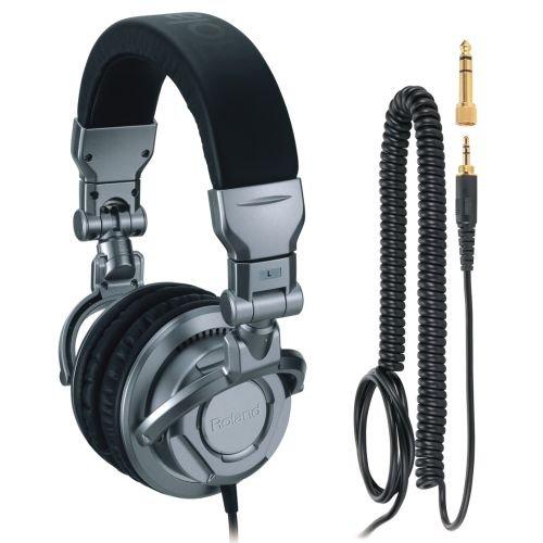 Roland Rhd30 Professional Monitor Headphones Studio & Dj Headphone