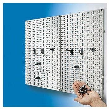 panneaux muraux de rangement pour outils bricolage. Black Bedroom Furniture Sets. Home Design Ideas
