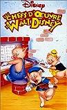 echange, troc Les Chefs d'oeuvre de Disney [VHS]