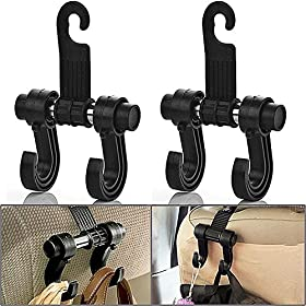 Car Seat Hangers(Pack of 2)