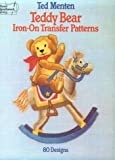Iron on Transfer Pattern: Teddy Bear (0486245969) by Menten, Theodore