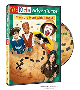 McKids Adventures - Treasure Hunt with Ronald