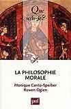 echange, troc Ruwen Ogien, Monique Canto-Sperber - La philosophie morale