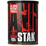 Universal Nutrition Animal Stak  Sports Nutrition Supplement 21-Count Canister