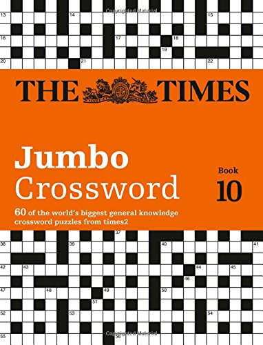 The Times 2 Jumbo Crossword Book 10 (Times Mind Games)