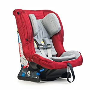 Orbit Baby Toddler Convertible Car Seat G2, Ruby (Discontinued by Manufacturer)