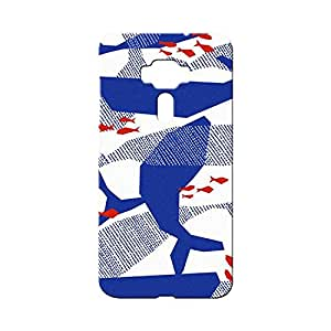 BLUEDIO Designer Printed Back case cover for Asus Zenfone 3 (ZE520KL) 5.2 Inch - G5461