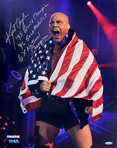 kurt-angle-autographed-usa-16x20-photo-with-multiple-inscriptions-autographed-wrestling-photos