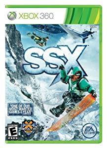 SSX - Xbox 360 Standard Edition