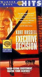 Executive Decision [VHS]