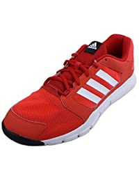 Adidas Essential Star Mens Bright Red/White Cross Training Sneakers