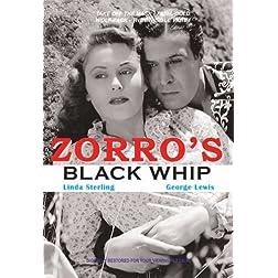 Zorro's Black Whip #2