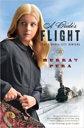 A Bride's Flight from Virginia City, Montana (Brides & Weddings)