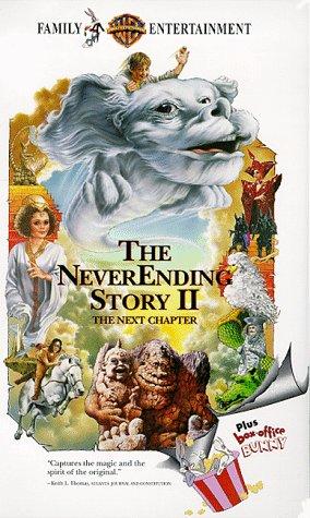 Neverending Story 2 [VHS]