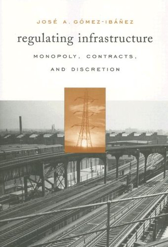 Regulating Infrastructure: Monopoly, Contracts, and Discretion
