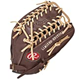 Rawlings GGLE601 Gold Glove 12.75 inch 125th Anniversary Baseball Glove