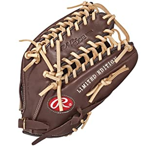 Rawlings GGLE601 Gold Glove 12.75 inch 125th Anniversary Baseball Glove (Left Hand Throw)