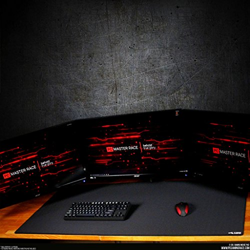 Glorious 3xl Extended Gaming Mouse Mat Pad Large Wide