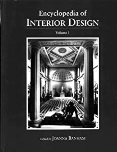 Encyclopedia of Interior Design, 2 volumes from Routledge