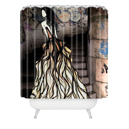 Deny Designs Amy Smith Escape Shower Curtain 69 Inch By 72 Inch Shower Curtains Outlet Shower