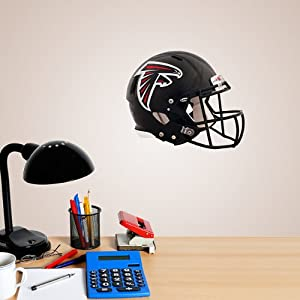 NFL Atlanta Falcons Fathead Helmet Decal by Fathead