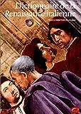 echange, troc John Rigby Hale - Dictionnaire de la Renaissance italienne